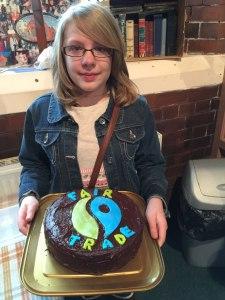 Niamh Hardman 1 - fair trade cake
